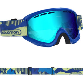Salomon Juke Brille Kinder blue
